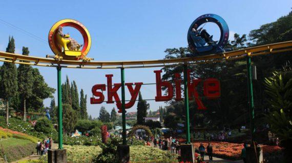 Wisata outbond Malang di Selecta